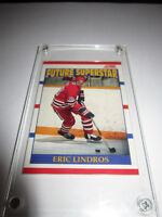 Lot of 5 Eric Lindros Hockey Cards