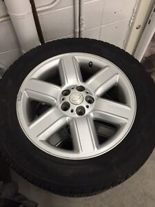 Range Rover 255/55-19 wheels and tires