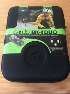 Cardo BK-1 Duo - 2 units set