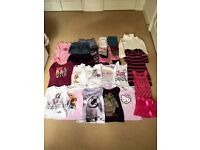 Girls' clothes bundle