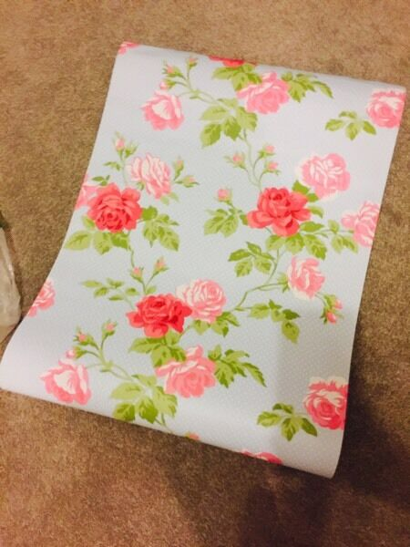 Luxuary Floral Wallpaper (3 Rolls)