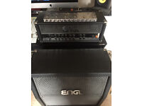 Engl powerball 100 watt valve head, 4x12 custom v30 cab, z-5 foot switch