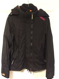 Woman's Superdry Jacket. Worn once