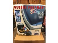 New boxed George Forman grill