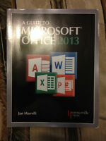 A Guide to Microsoft Office 2013 (Lawrenceville Press) *A.NEW*