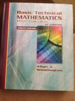 Basic Technical Mathematics with Calculus 8th Ed.