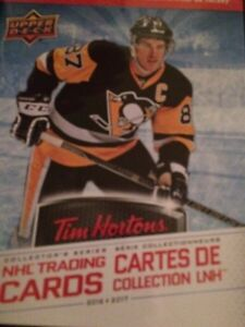 Time Hortons hockey cards 40 cents each! Kitchener / Waterloo Kitchener Area image 1