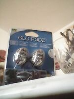 glo pods L.E.d lights
