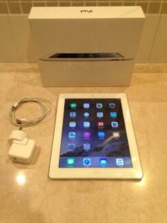 Apple Ipad 4th Gen 64GB Silver Kiara Swan Area Preview