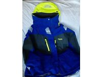 Musto Ladies BR2 Offshore Jacket and Salopettes (size 14) used once perfect condition