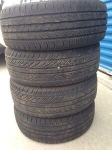 Almost new 4 tire 185/60/14