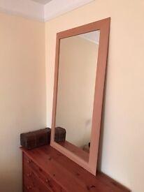 Mirror 134x74 cm