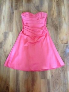 BRAND NEW - Coral Pink Bridesmaid Dresses