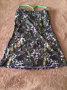 Lululemon Dancing Warrior Tank size 6