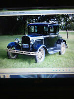 Model A for Sale