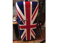 Union Jack smeg fridge
