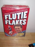 UNOPENED BOX FLUTIE FLAKES LIMITED EDITION COLLECTOR'S BOX 1999