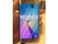 Samsung s6 Edge 32gb Gold Unlocked
