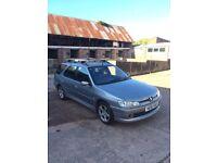 Peugeot 306 meridian estate petrol