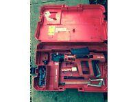 Hilti dx 750 nail gun