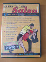 SalsaCrazy Presents: Learn to Salsa Dance, Beginners 3 DVD Set