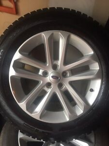 """Ford 18"""" Rims/Tires 245/60/R18"""