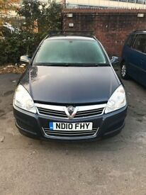 VAUXHALL ASTRA 1.7L DIESEL 30 ROAD TAX FOR A YEAR 12MONTHS MOT