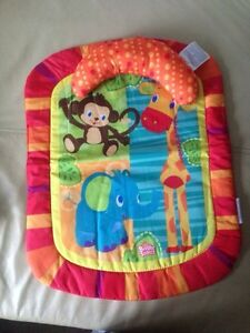 Bright starts tummy time mat Kitchener / Waterloo Kitchener Area image 1