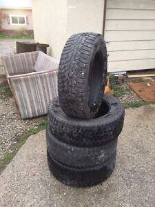 215/65/16 nokian winter tires