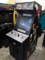 Arcade Machine 619 Games - Street Fighter II, Marvel vs Capcom +
