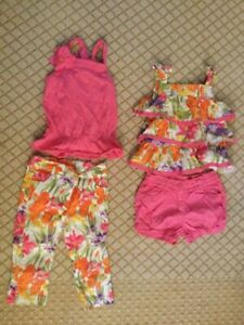 Janie and Jack summer clothes