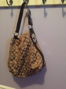 Authentic Coach Shoulder Bag Belleville Belleville Area image 1