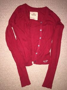 Hollister button up  xsmall