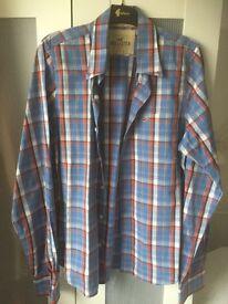 Hollister Checked Shirt XL