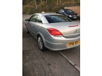 Vauxhall Astra Twintop Design 1.9 diesel low mileage