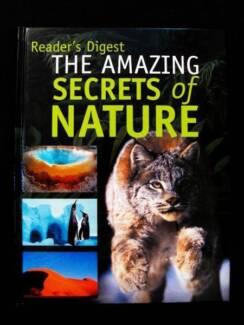 Amazing Secrets of Nature - Reader's Digest [Hardback]