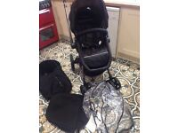 Mothercare spin pramette pushchair