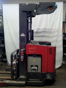 Toyota and Raymond forklifts for sale