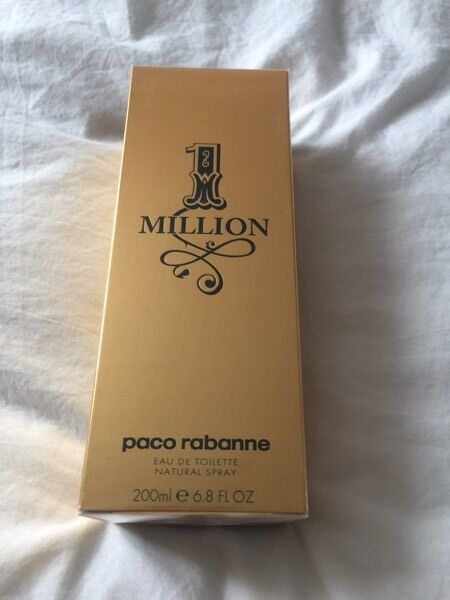 One million Paco Rabanne 200ml