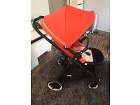 Cybex iris m-air pushchair (Make it offer ) (used 6 Months )