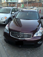 Lease Takeover: 2013 Infiniti EX37 AWD SUV Loaded-$500 cash inc