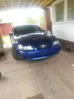 Must be seen !! 2003 Ford Mustang GT Coupe (2 door)