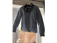 Ladies biker jacket size m 12