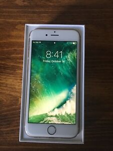 Rogers iPhone 6s Gold New.!!