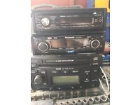 FORD TRANSIT MONDEO FOCUS CONNECT CD PLAYERS