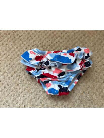 Age 3-6 months M&S swim pants with towelling inner