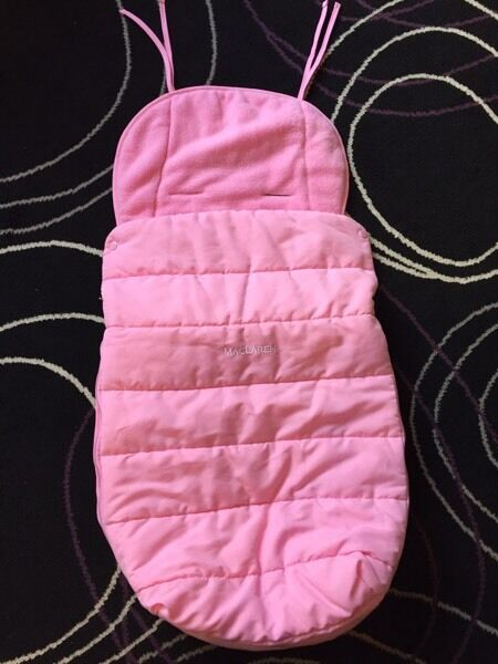 Maclaren cosytoe / footmuff for pushchair /baby and kids stuff