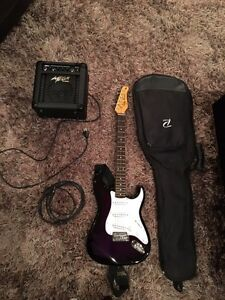 Guitar and Amp Starter Kit!