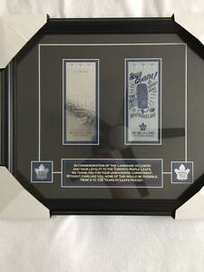 Maple Leafs 100th season