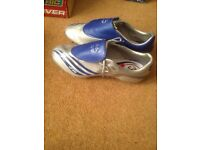 Mens f50 football boots size 7